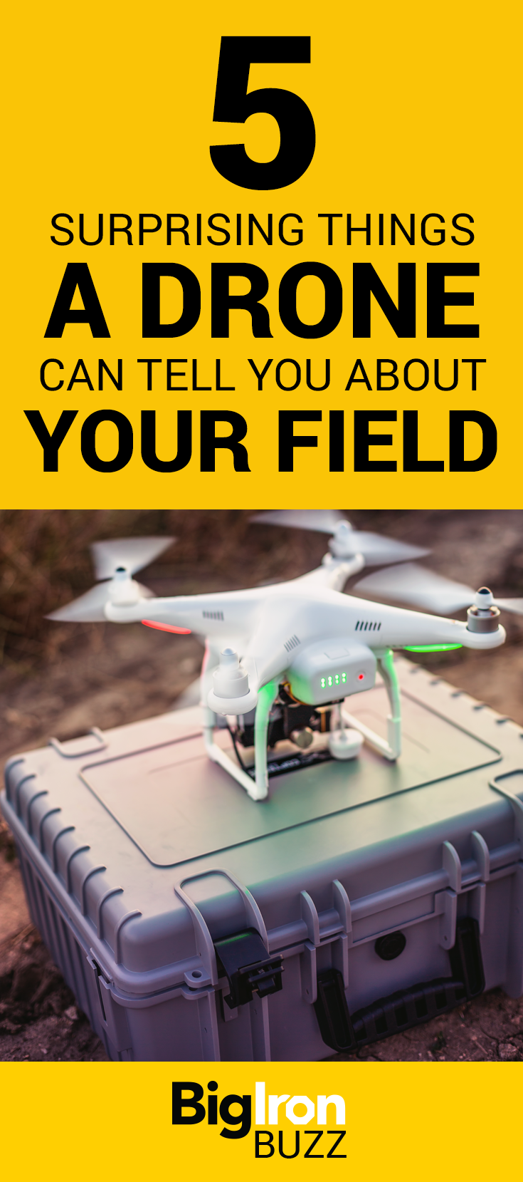 Could you be missing out on vital information that has the potential to make your farming operation even more efficient?