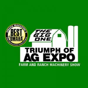 Triumph of Ag Expo @ Century Link Center | Omaha | Nebraska | United States